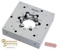 Hermann Schmidt Stainless Steel Precision Six Jaw Chuck – Square