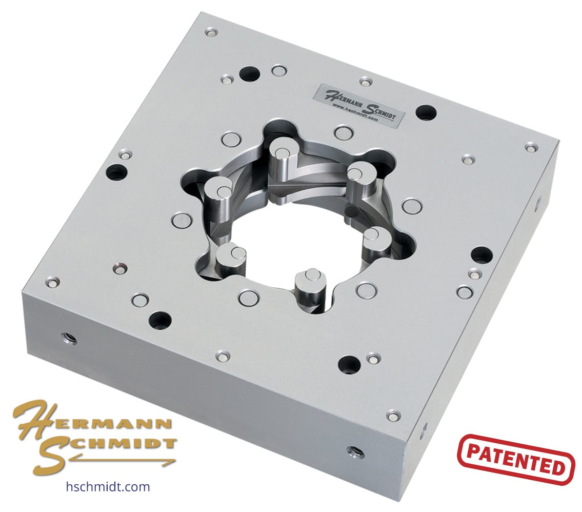 Stainless Steel Precision Six Jaw Chuck Square 3 4