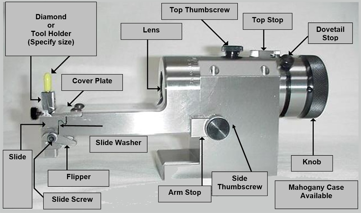 KR Parts Diagram