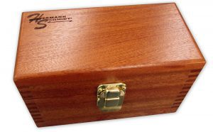 """Mahogany Case for 4"""" Vise"""