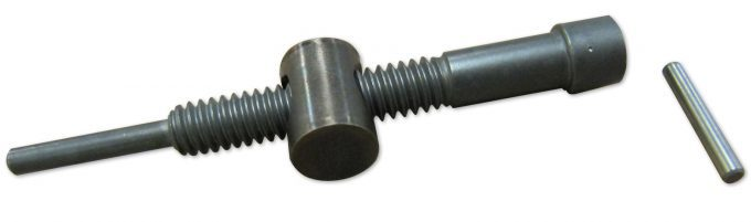 Crank/Nut/Pin for BTDR & BTDSQ – 3 Jaw Chucks