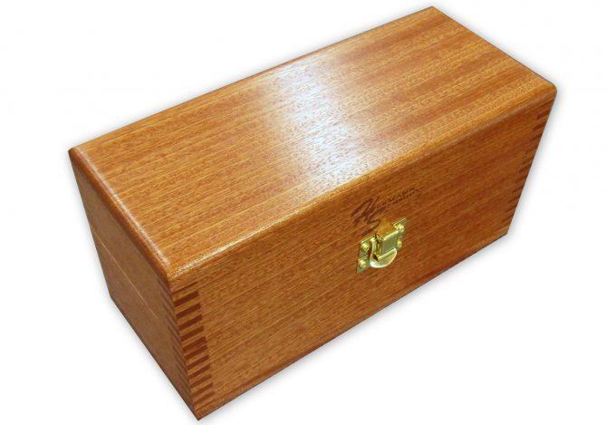Mahogany Case for Radius & Angle Dresser