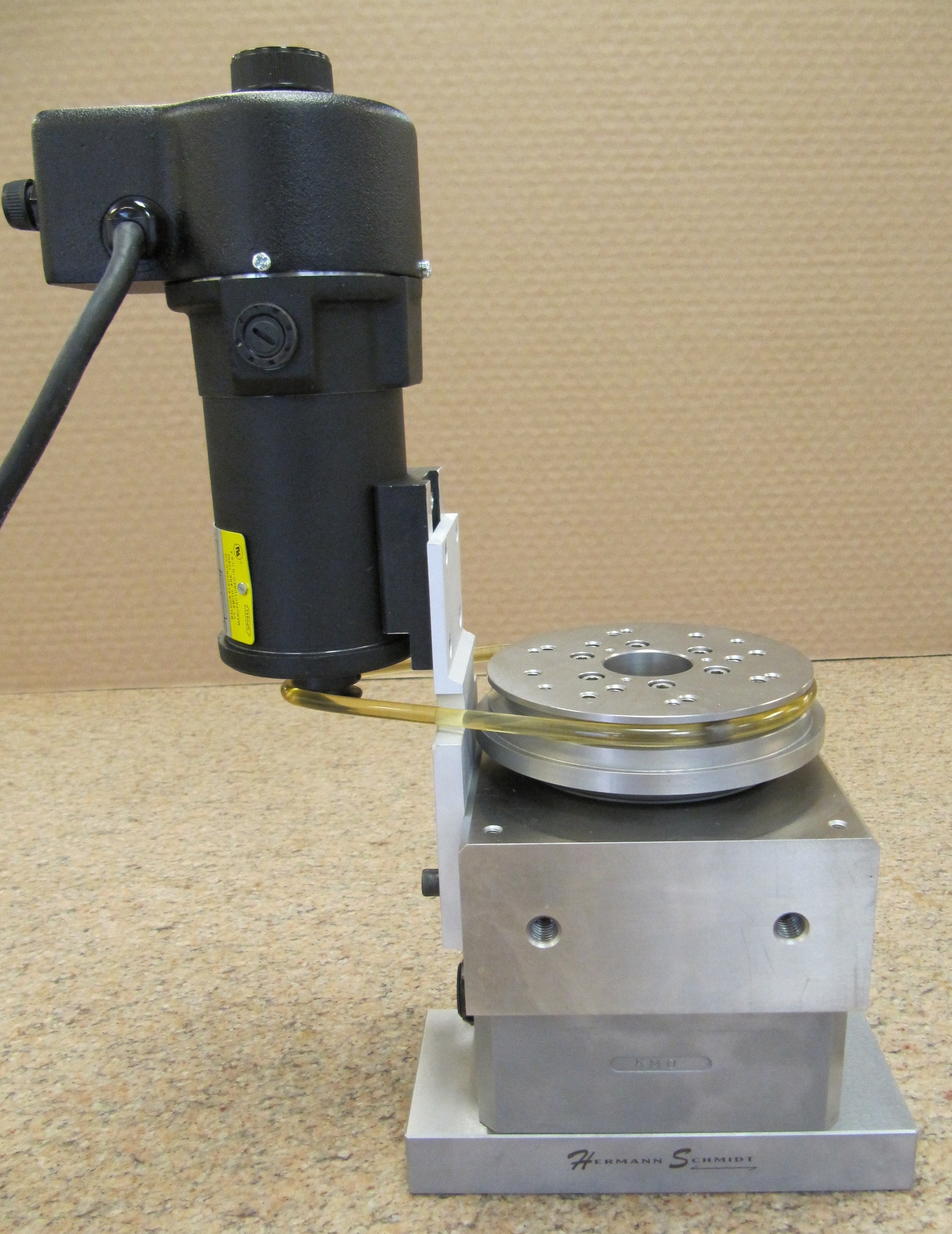 shown with RIF-S & EXM-400 variable speed motor