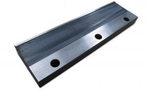 "6"" Rail with Holes"