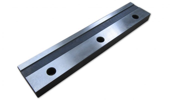 6″ Rail with Holes