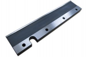 8″ Rail with Holes- notched