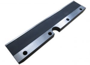 9″ Rail with Holes-notched