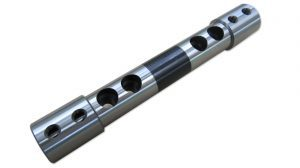 Rear Roll for 6″ Magnetic Sine Plate