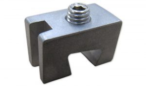 Adjustable Stop for Spin Fixture