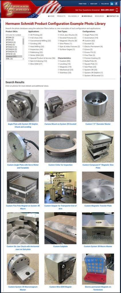 Hermann Schmidt Tool Configuration Examples