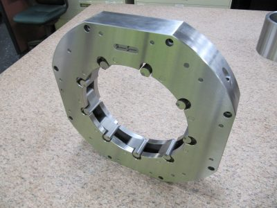 Custom 9 Jaw Precision Stainless Steel Chuck