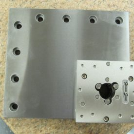 Mounting on Custom Subplate in Wire EDM
