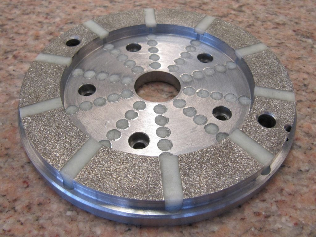 radial profiled