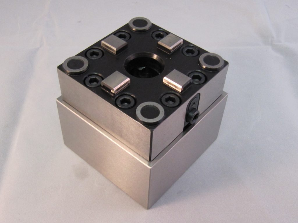 hardened block todp