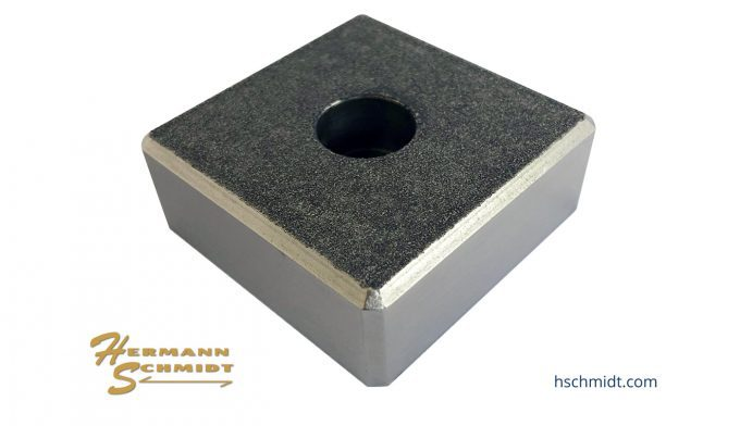 Friction-coated Pole Extension - FPE20F