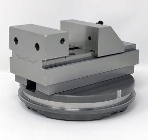 Precision Vise on System 3R Macromagnum Pallet