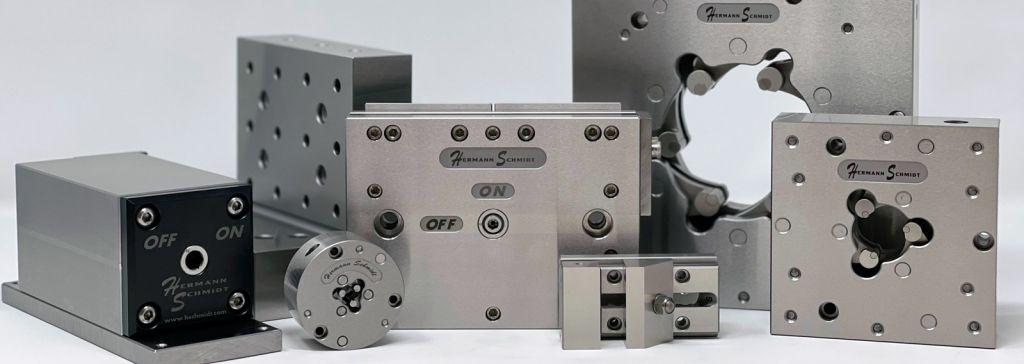 Display of Hermann Schmidt Tools